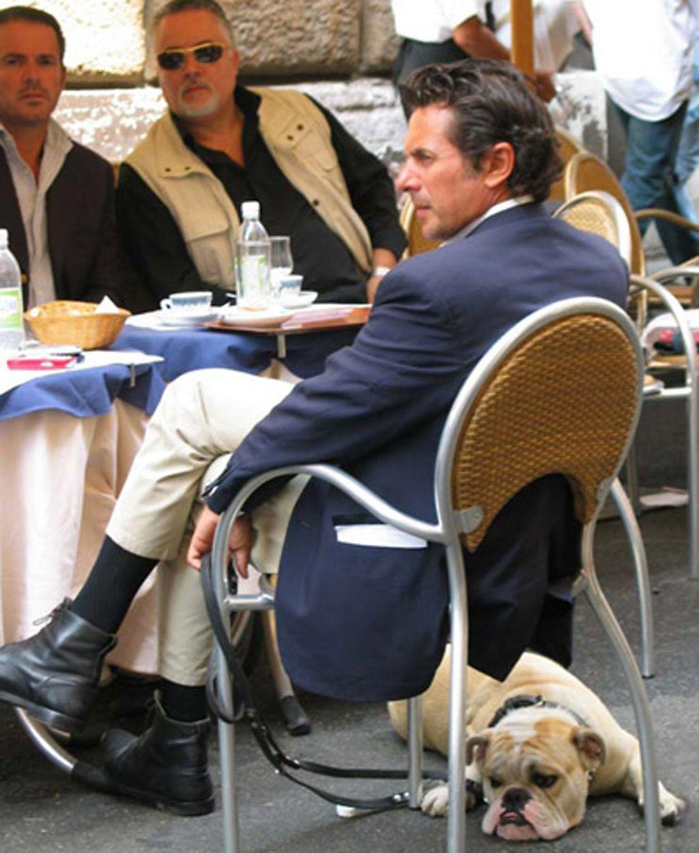 Cafés in Rom