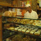 Bäckerei am Campo de' Fiori
