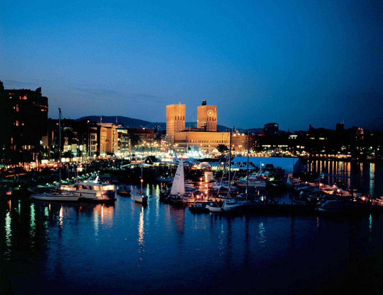 Hauptstadt Oslo