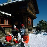Ski fahren in Oslo