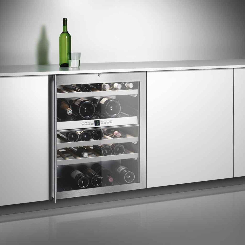 Gaggenau Weintemperierschränke Vario Serie 400