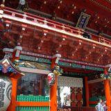 Kanda Myojin Tempel