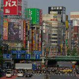 Wuseliges Leben in Shinjuku