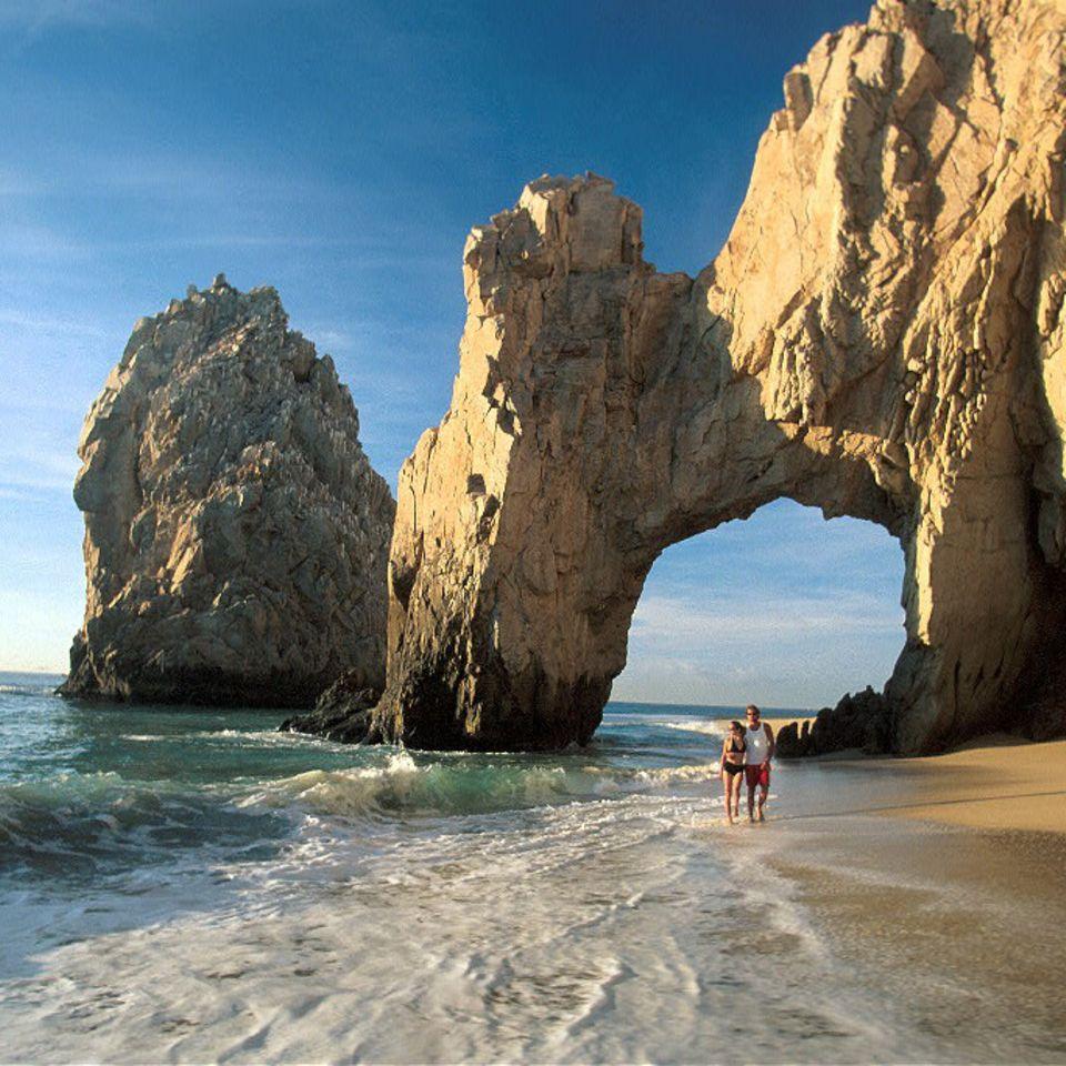 Strandparadies in Baja California