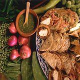 Mexikanische Tortillas