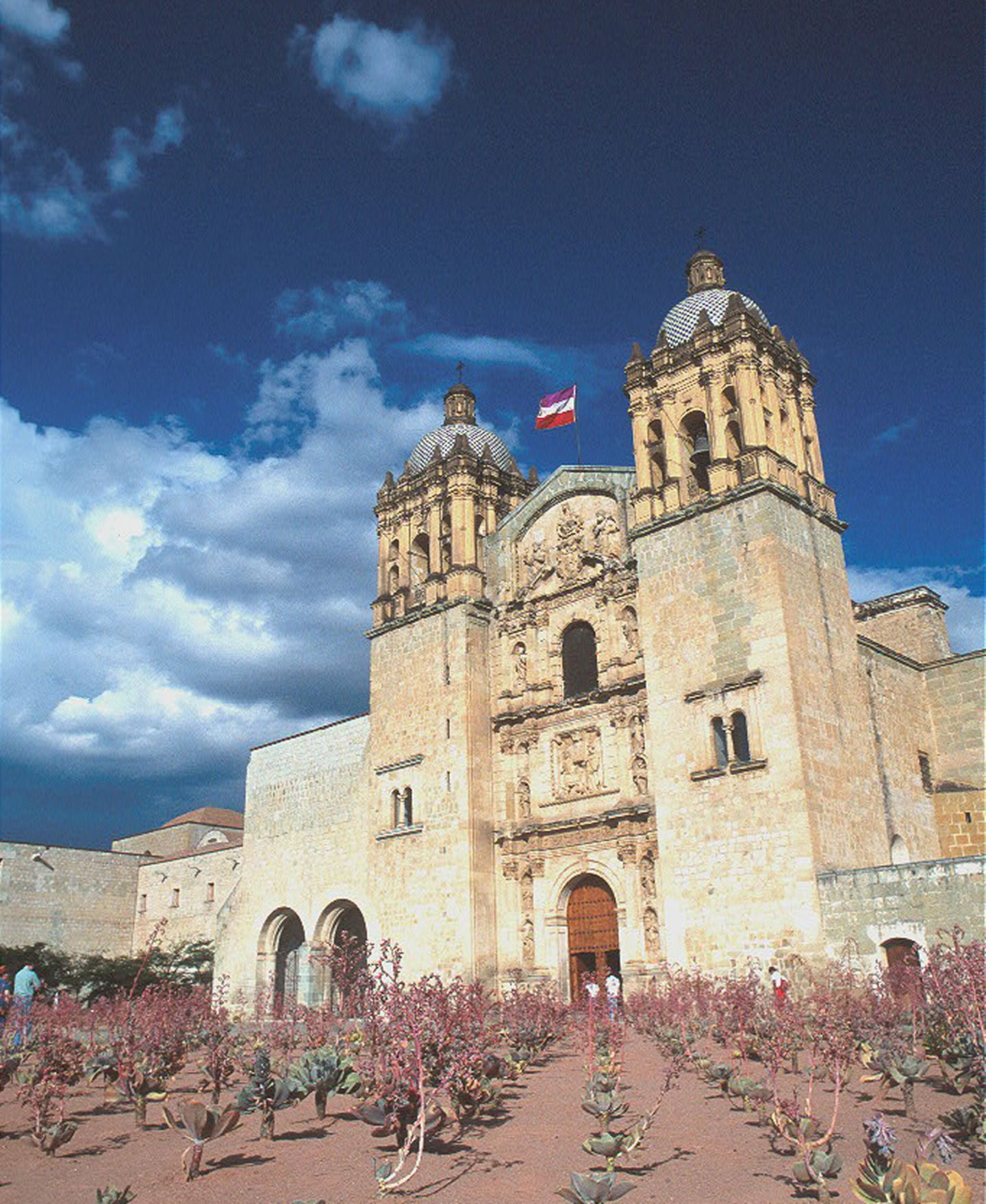 Weltkulturerbe Oaxaca
