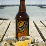 Austern und Bier auf Mersea Island