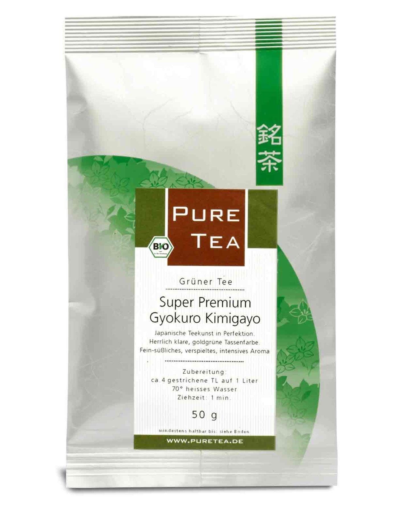 Super Premium Gyokuro Kimigayo von Pure Tea
