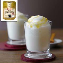 Honigmilch mit Ingwer