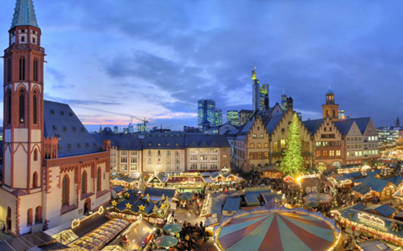 Weihnachtsmarkt Frankfurt