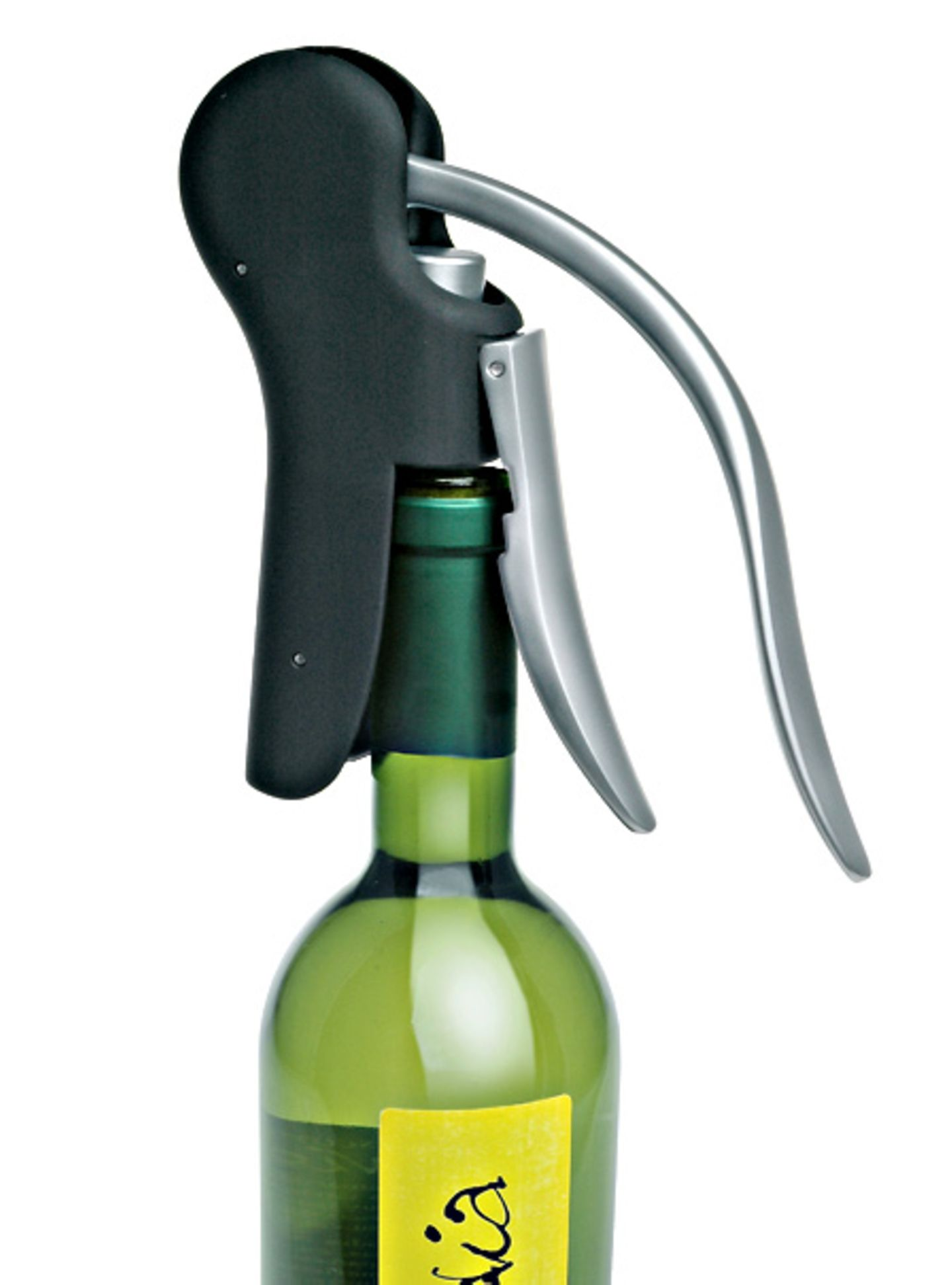 Flaschenöffnen leicht gemacht: LEVER MAN