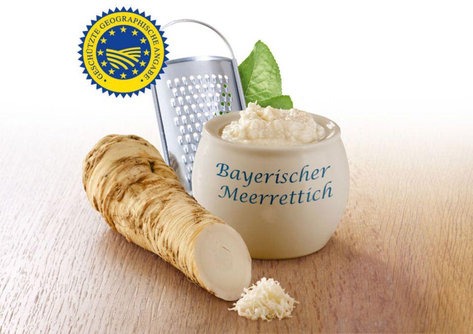 Bayerischer Meerrettich