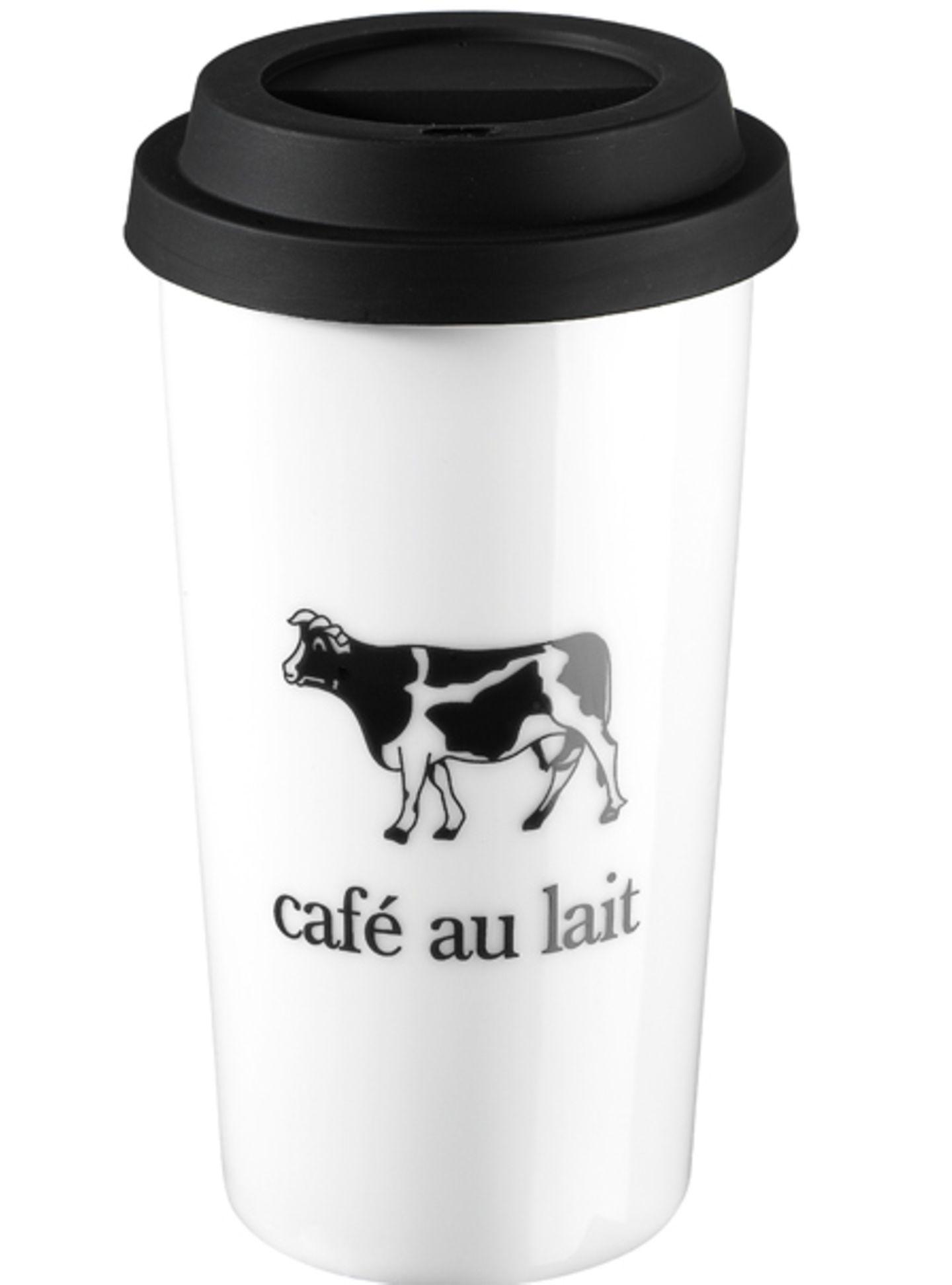 Café au lait: ASA Thermobecher To Go