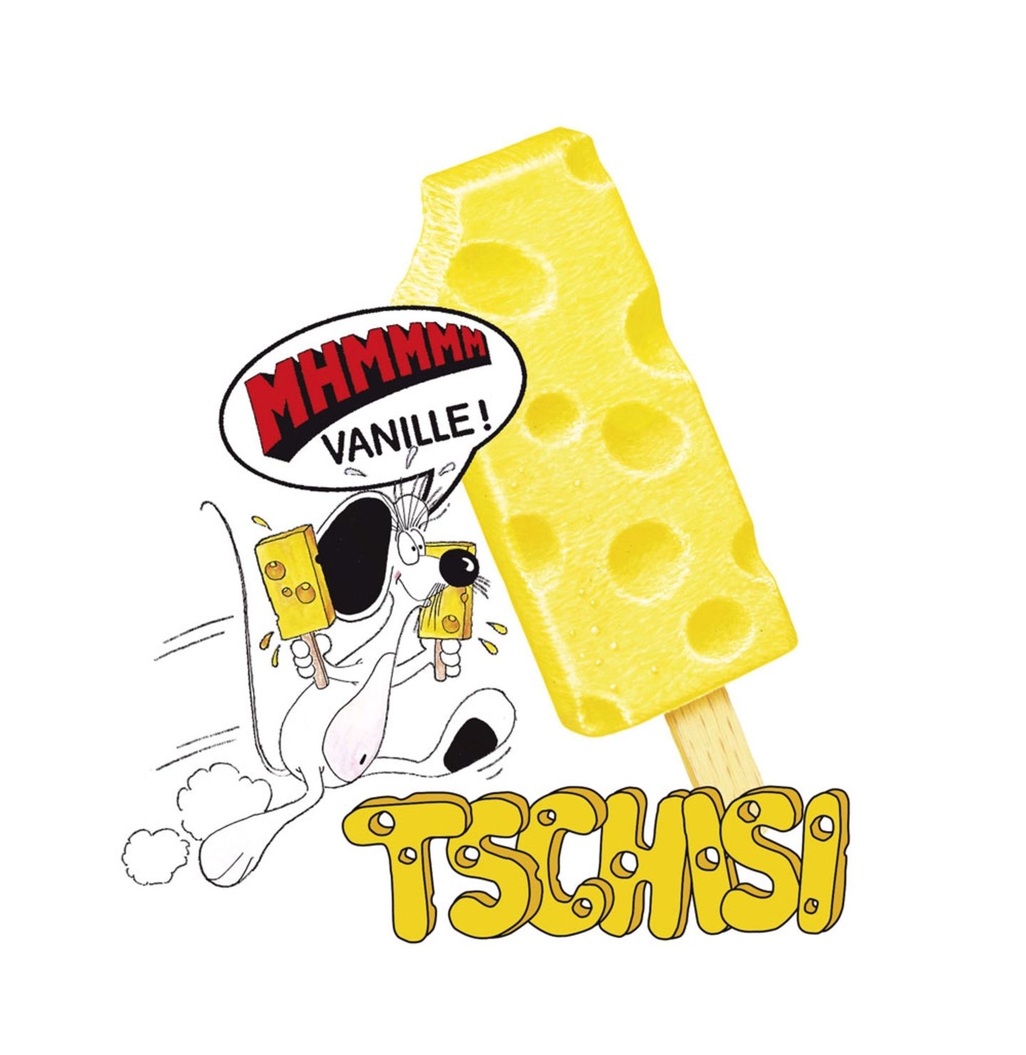 Tschisi Eis