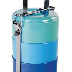 Picnic in Blau: Lunchbox