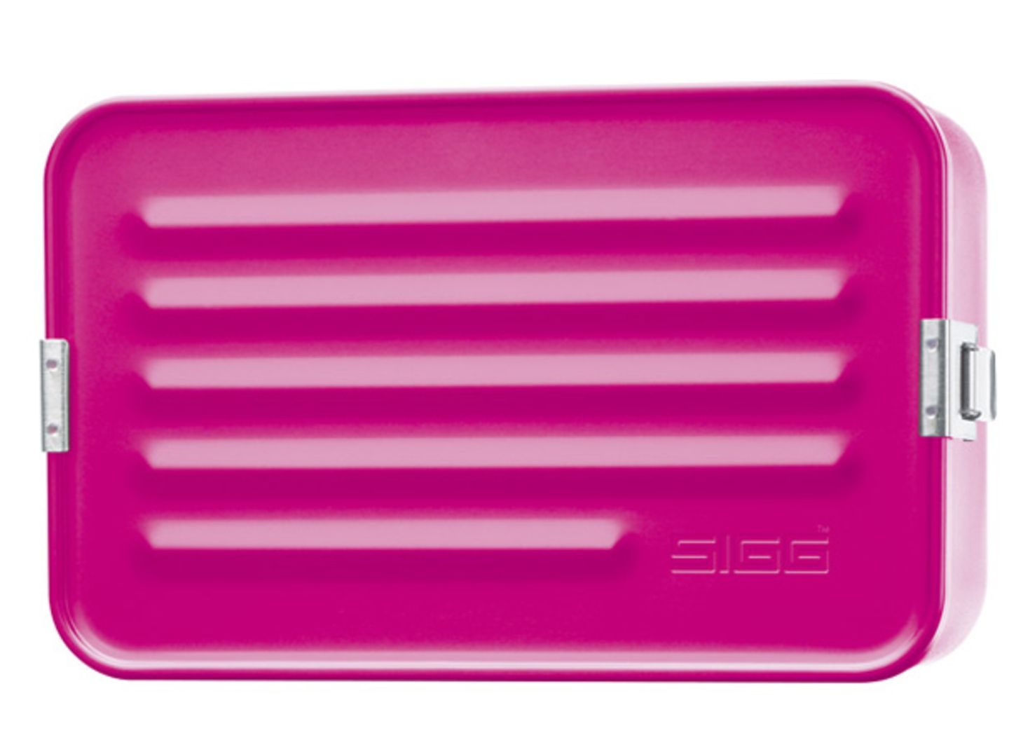 Aluminium Box in Pink: SIGG