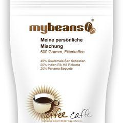 Kaffee selbst mixen