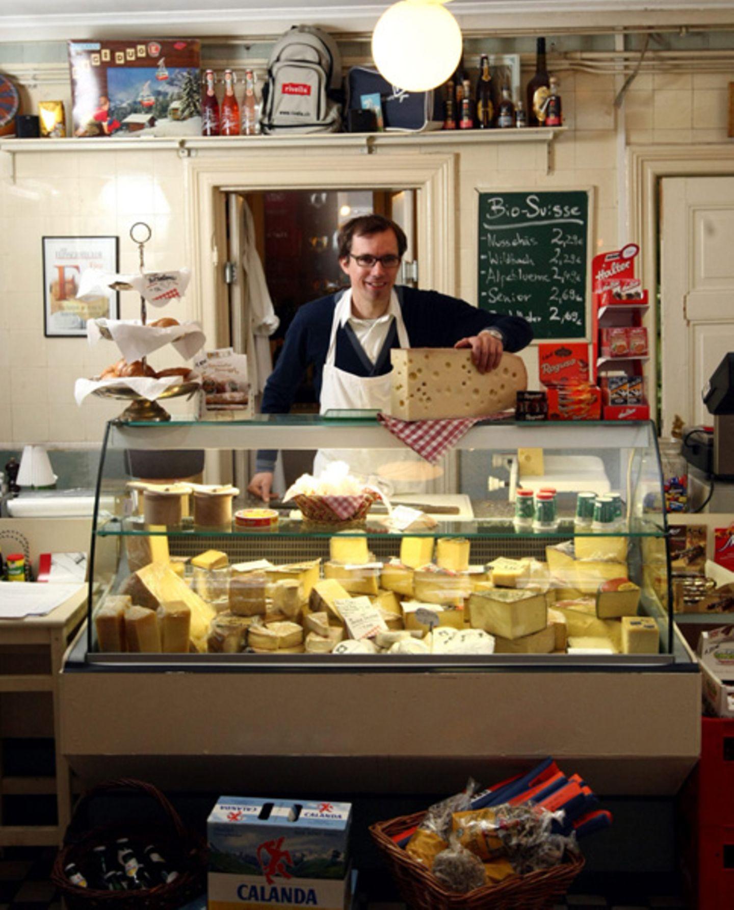 Alles Käse...