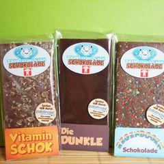 Zahnfreundliche Schokolade