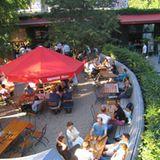Café und Restaurant im Tiergarten