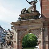 Bratwurstspaziergang in Nürnberg