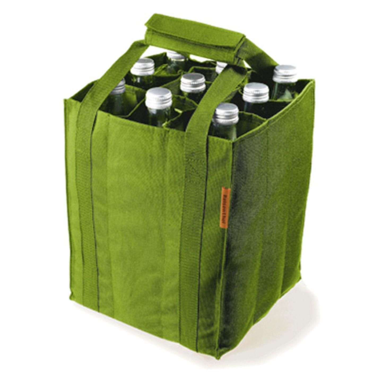 Flaschen sicher transportieren