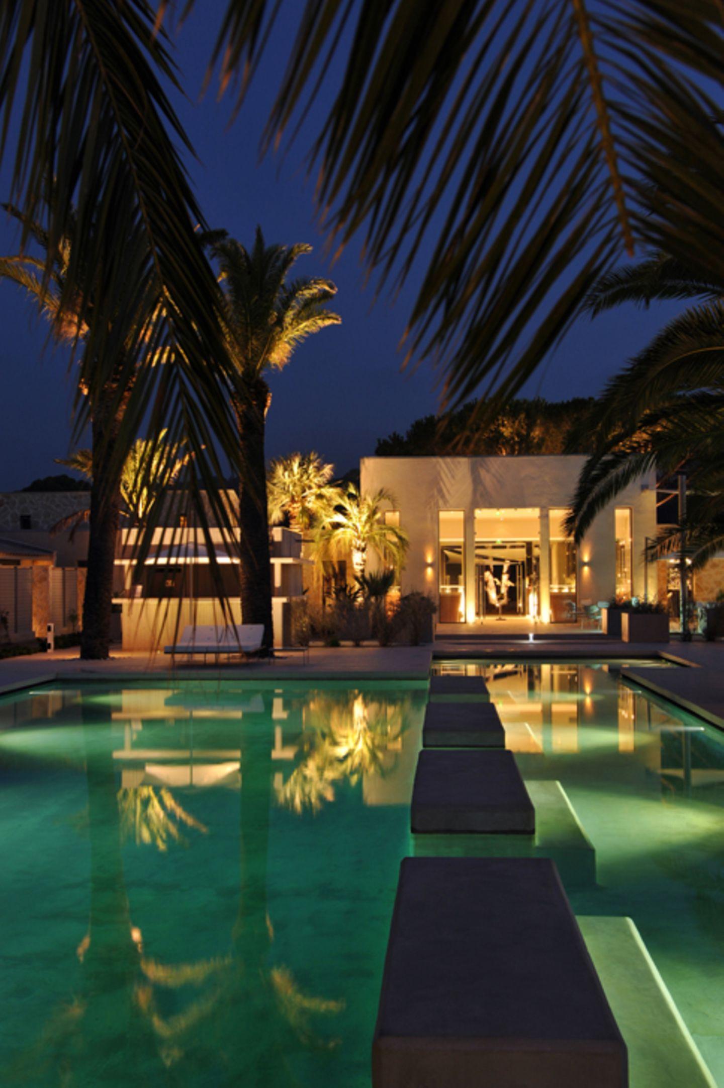 Hotel Sezz in Saint Tropéz
