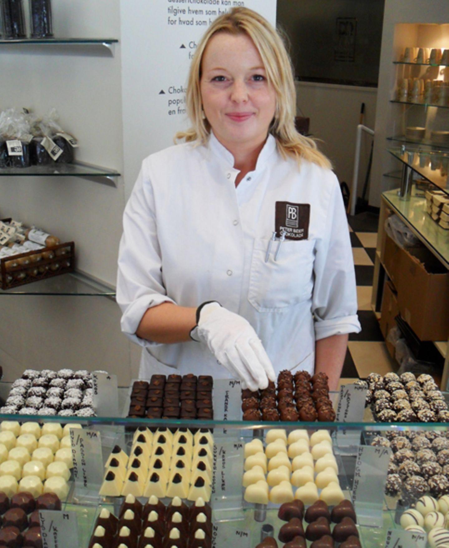 Schokolade von Peter Beier