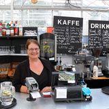 Willkommen im Café Væksthuset!