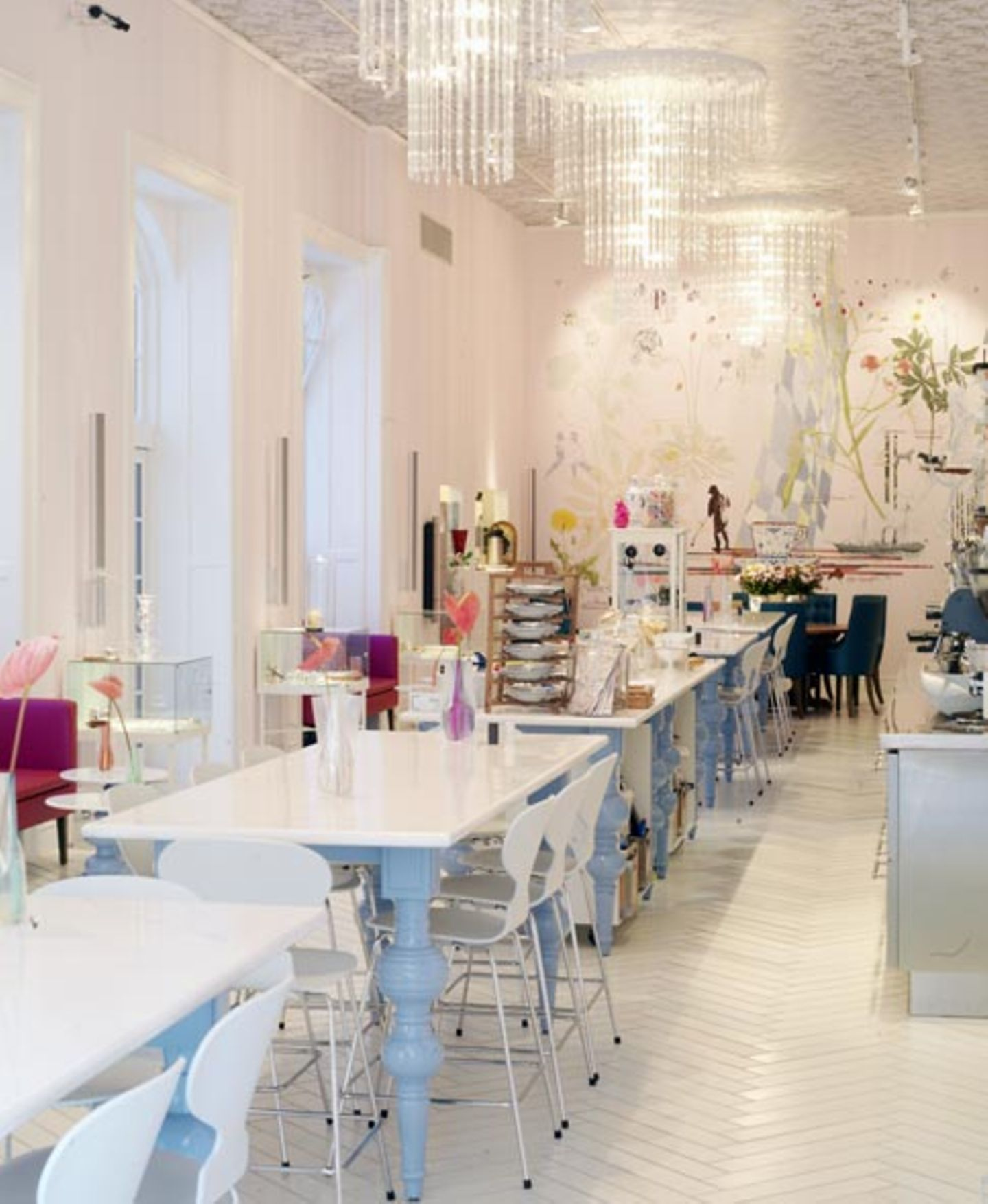 Essen & shoppen: The Royal Cafe