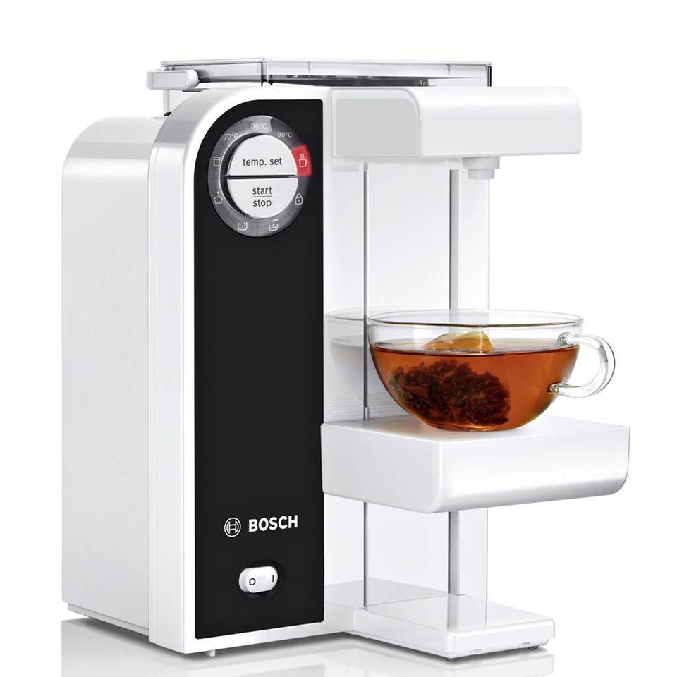 Wasserkocher und Filter in einem Gerät: Filtrino