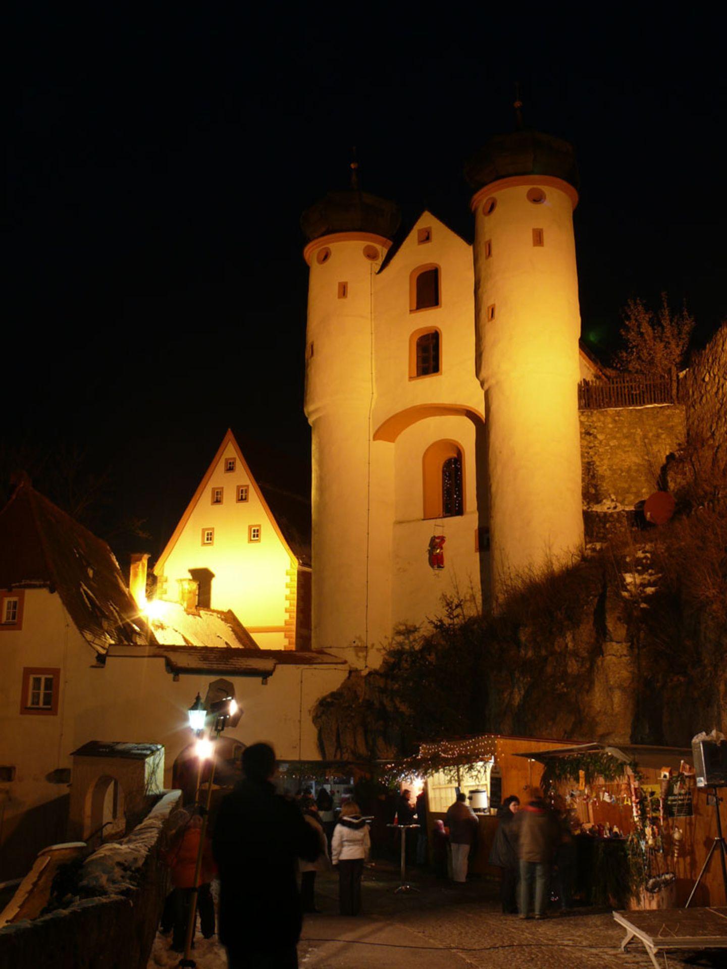 Parsberger Burgenweihnacht