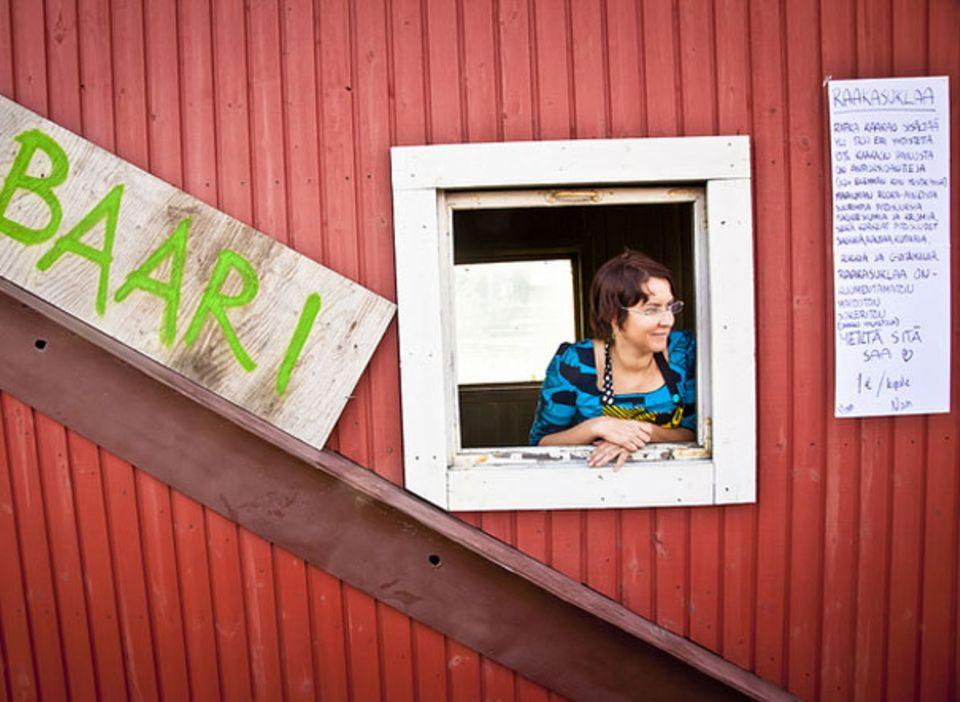 Ravintola Kääntöpöytä: Helsinki 21.8.2011