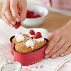 Ich schenk Dir mein Kuchen-Herz