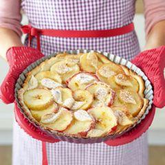Lust auf ein Stück Apfel-Tarte?