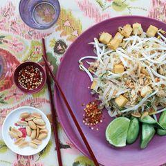 """Pad Thai: Rezept von Bill Granger aus """"Easy Asia"""""""