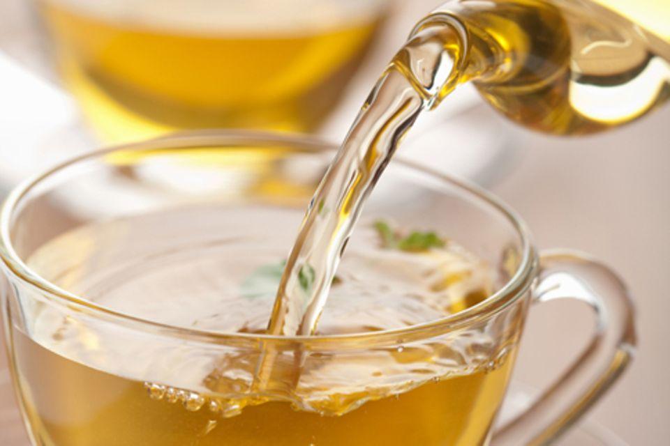 Bräuche rund um Tee