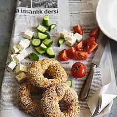 Pismek - Kochen auf Türkisch: Simit