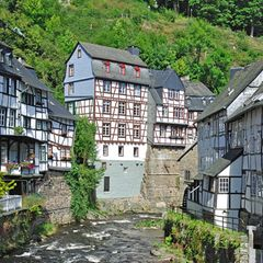 Monschau - Besuch in der Eifel