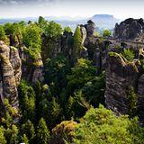 Sächsische Schweiz - Schönes Elbsandsteingebirge