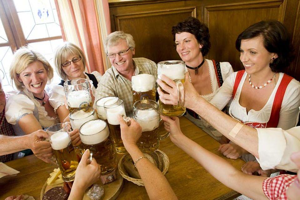 23. April: Tag des Bieres