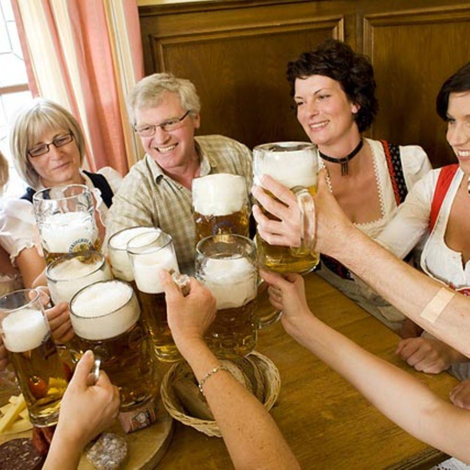 Traditionelle Bierstile in Deutschland