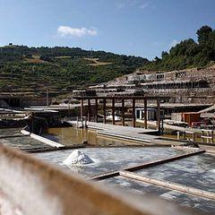 Salzgewinnung in Añana