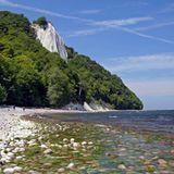Kreidefelsen im Nationalpark Jasmund auf Rügen