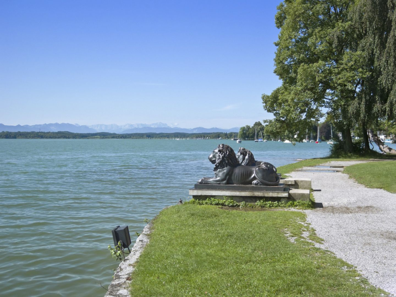 Alpenblick-Picknick am Starnberger See