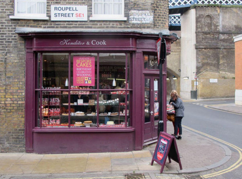Süßes in Waterloo: Konditor and Cook
