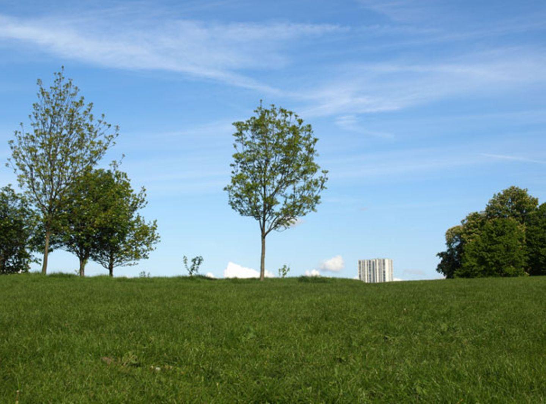 Tolle Aussicht: Primrose Hill