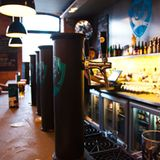 Biertrinken in London: BrewDog