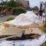 Friesentorte im Friesen-Café