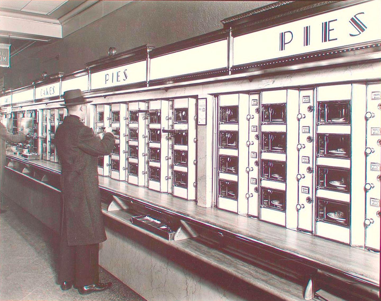 Essens-Automat 1936